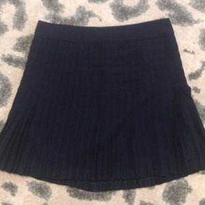 JCrew Pleated Skirt Size 8
